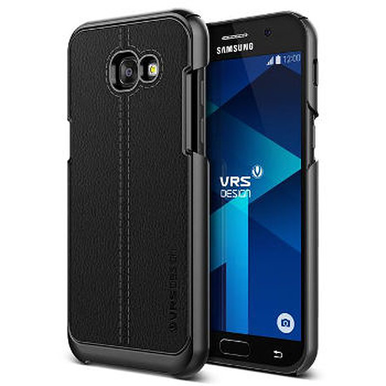 Coque et housse VRS Design Coque Simpli Mod (noir) - Samsung Galaxy A5 2017