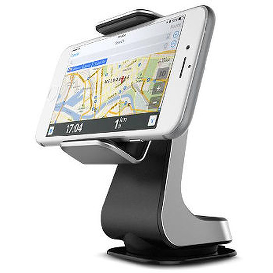 Accessoires Auto VRS Design Hybrid Grab Car Mount - Support auto smartphone