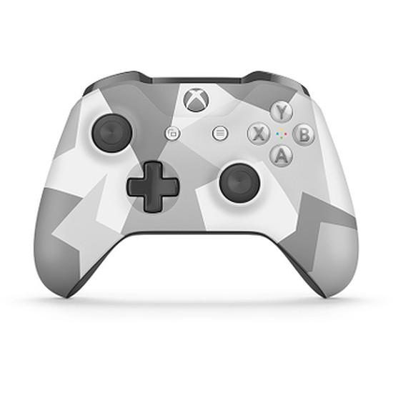 Manette de jeu Microsoft Xbox One - Winter Forces