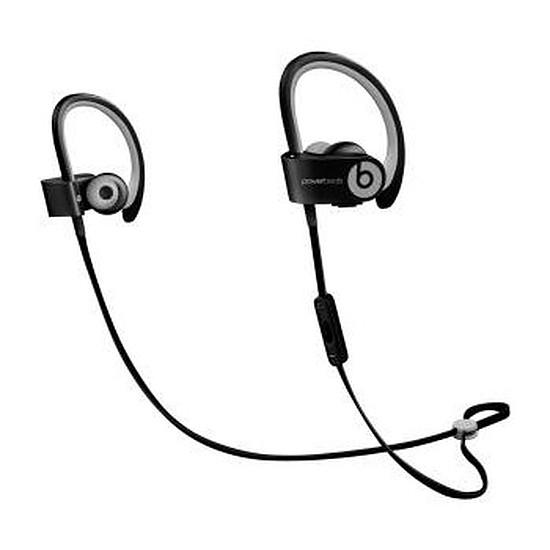 Casque Audio Beats Powerbeats 2 Wireless Back Sport (noir)