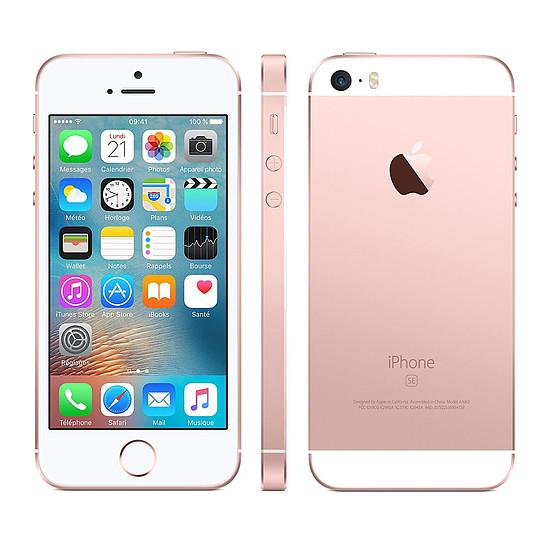 Smartphone et téléphone mobile again iPhone SE (or rose) - 16 Go - iPhone reconditionné