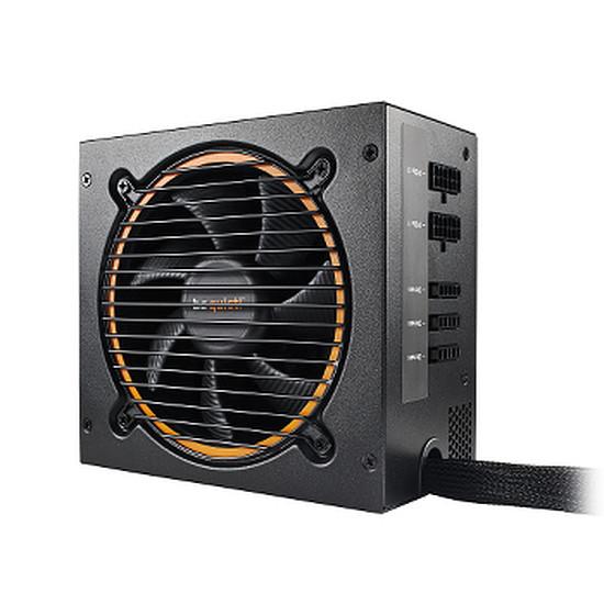 Alimentation PC Be Quiet Pure Power 9 Modulaire 600W + Silent Base 600
