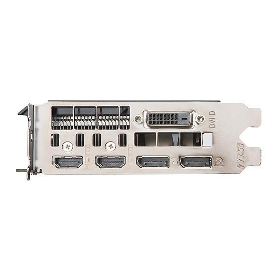 Carte graphique MSI GeForce GTX 1060 Aero ITX OC - 6 Go - Autre vue