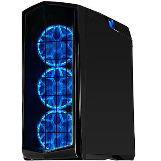Boîtier PC Silverstone Primera PM01 RGB LED - Noir