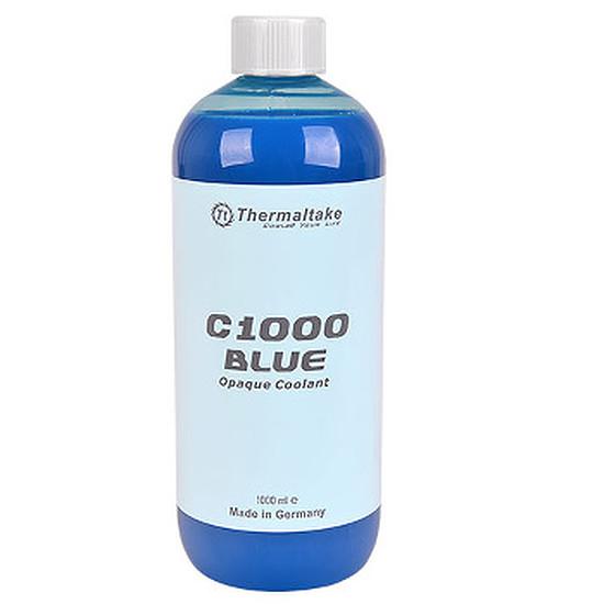 Watercooling Thermaltake C1000 BLUE - Liquide opaque Bleu - 1000ml