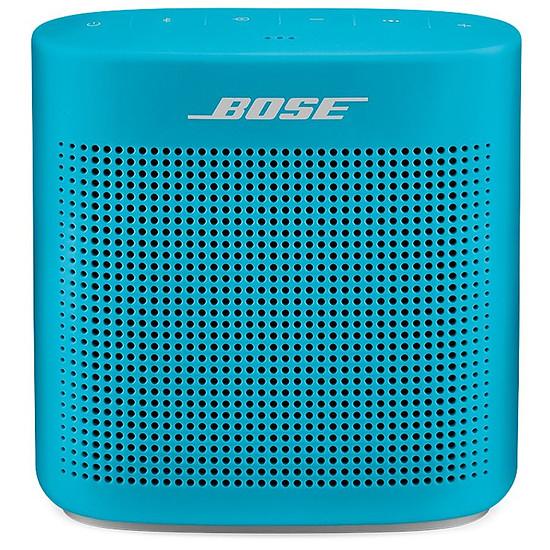 Enceinte Bluetooth Bose SoundLink Color II Bleu