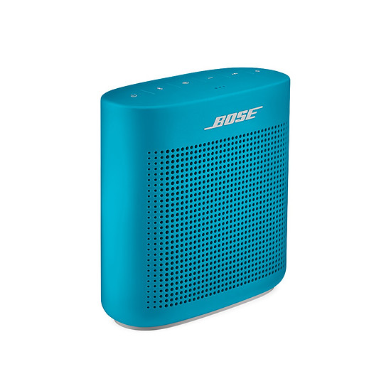 Enceinte sans fil Bose SoundLink Color II Bleu - Autre vue