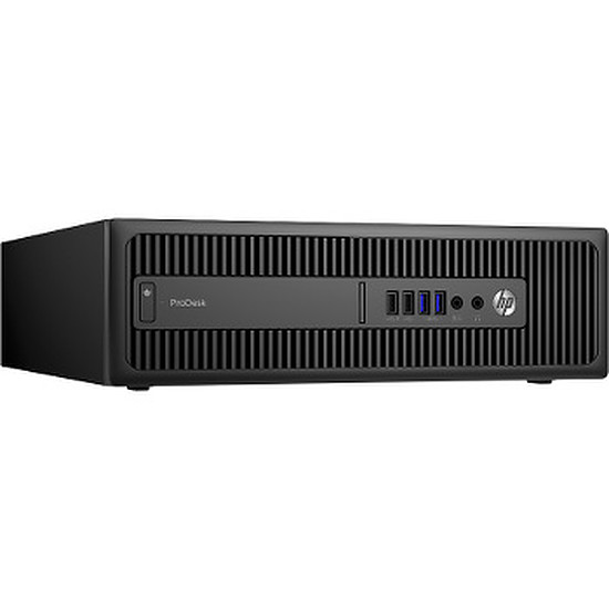 PC de bureau HP ProDesk 600 G2 SFF - Pentium - 4Go - 1 To HDD
