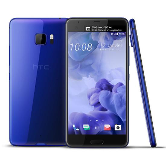 Smartphone et téléphone mobile HTC U Ultra (bleu)