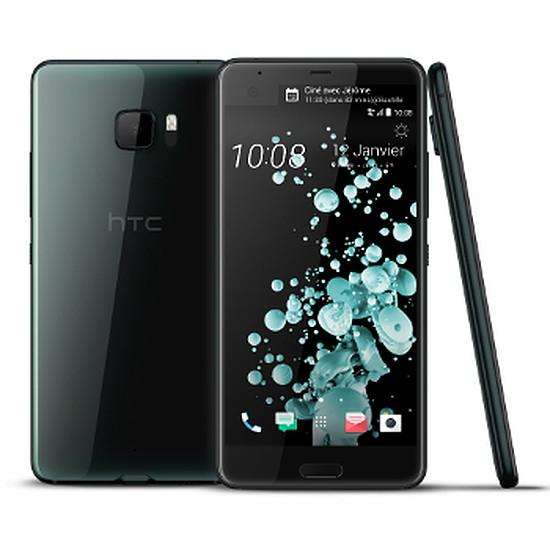 Smartphone et téléphone mobile HTC U Ultra (noir)