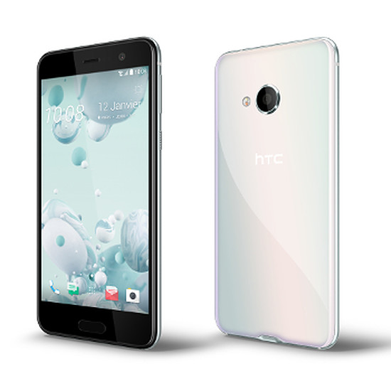 Smartphone et téléphone mobile HTC U Play (blanc)