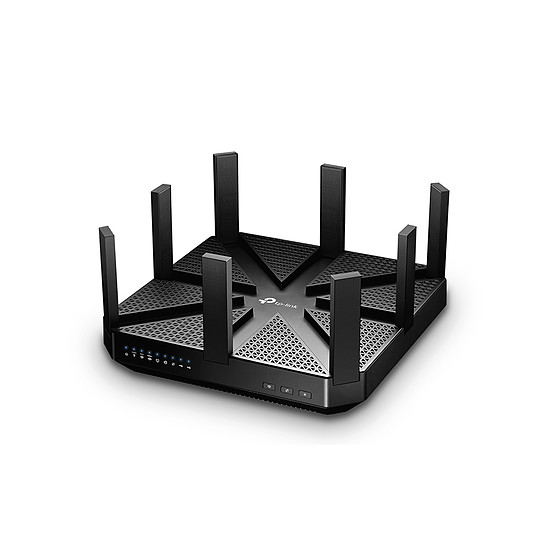 Routeur et modem TP-Link Archer C5400 - Routeur Tri-bande MU-MIMO Gigabit - Autre vue