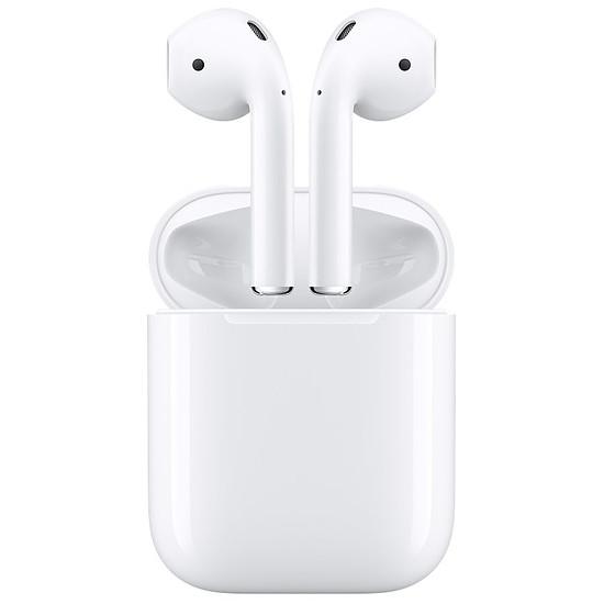 Casque Audio Apple Airpods Blanc Bluetooth