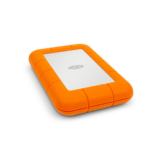 Disque dur externe LaCie Rugged USB 3.0 / Thunderbolt SSD - 1 To