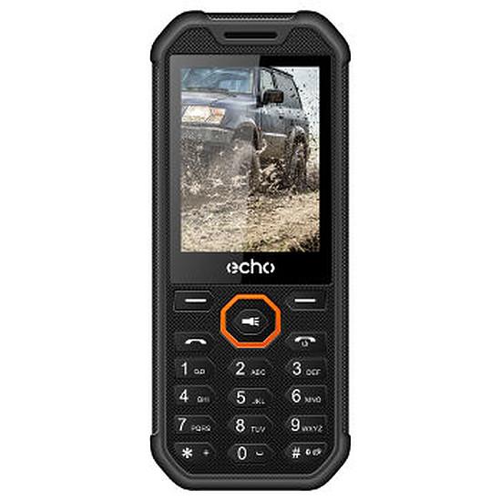 Smartphone et téléphone mobile Echo Shock 3G (noir)