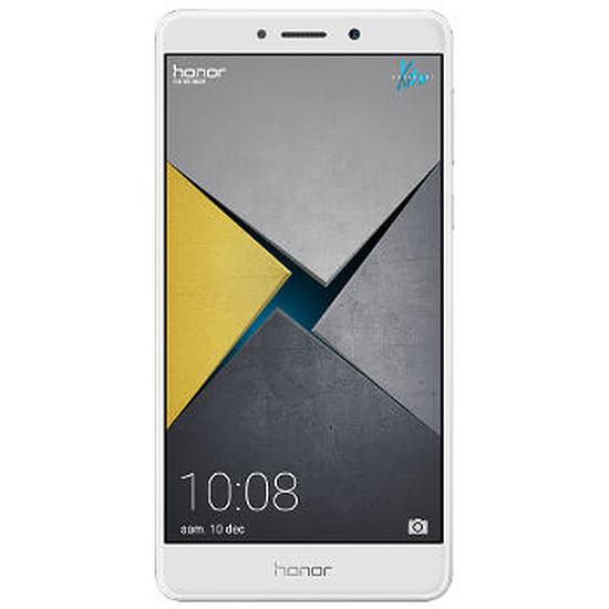 Smartphone et téléphone mobile Honor 6X Pro (argent)