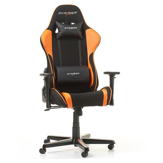 Fauteuil / Siège Gamer DXRacer Formula F11 - Orange - Autre vue