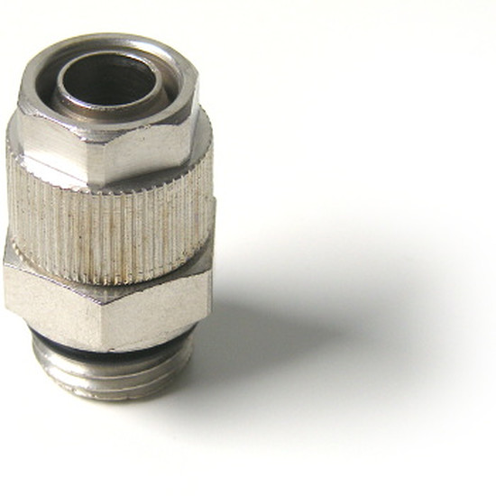 """Watercooling  Embout 8 mm, fil. 1/4"""""""