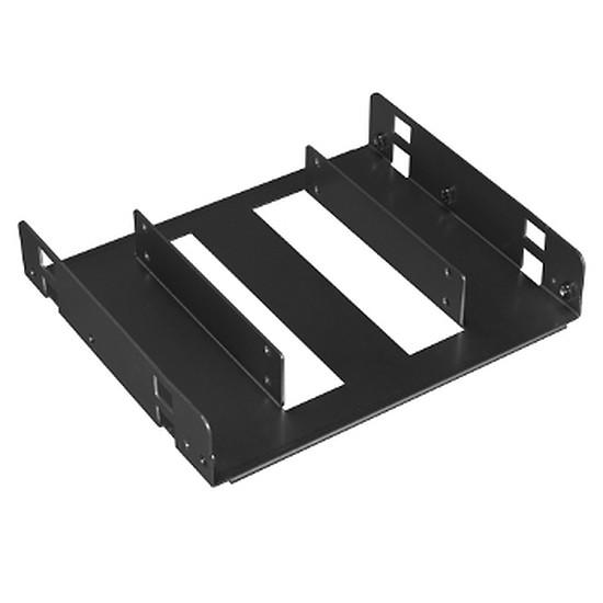 """Rack disque dur interne Lian Li Convertisseur 5,25"""" / 2 x 2,5"""" - HD-520X"""