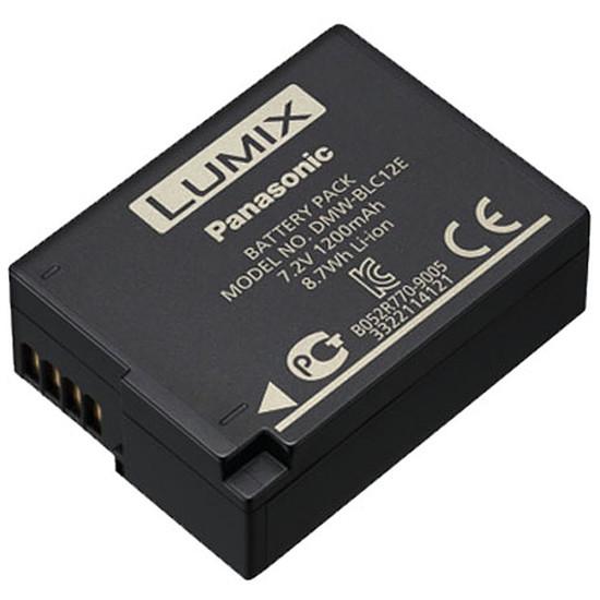 Batterie et chargeur Panasonic Batterie DMW-BLC12E