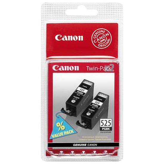 Cartouche imprimante Canon Twin pack PGI-525 PGBK