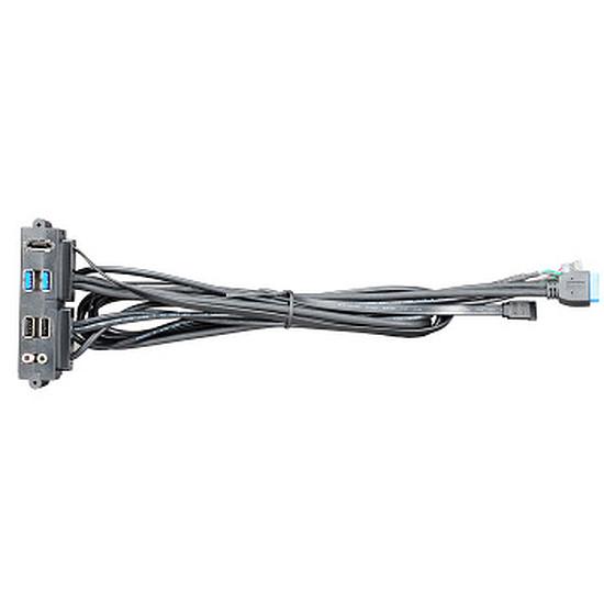 Filtre anti-poussière Lian Li Adaptateur USB 3.0 - PW-IS22AV85AT0