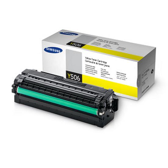 Toner imprimante Samsung CLT-Y506L
