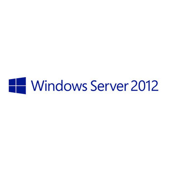 Windows Server Microsoft Windows Server 2012 Standard R2 (OEM - 4 CPU max)