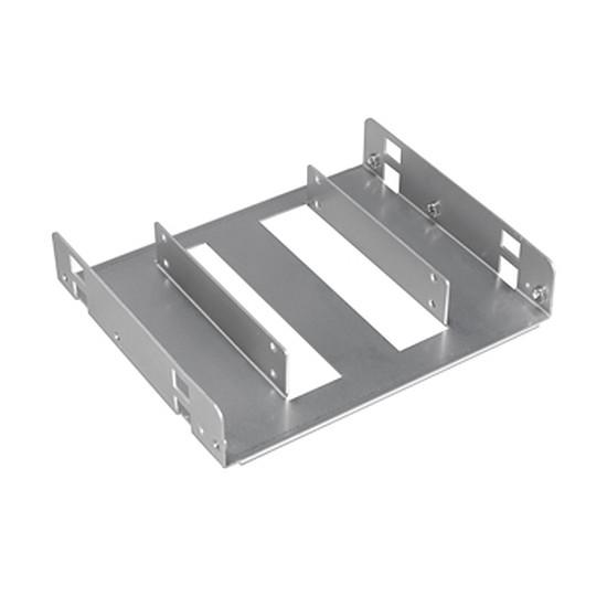 """Rack disque dur interne Lian Li HD-520A - Convertisseur 5,25"""" / 2 x 2,5"""""""