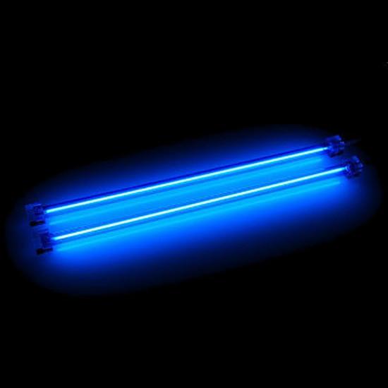 Filtre anti-poussière Lamptron Kit 2 Néons PC - Bleu 30 cm
