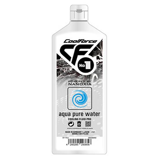 Watercooling Nanoxia CoolForce CF1 Aqua Pure Water - 1000ml