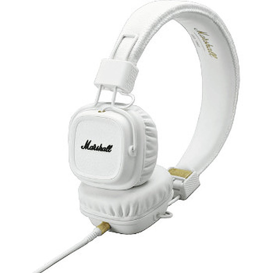 Casque Audio Marshall Major II (2) Blanc