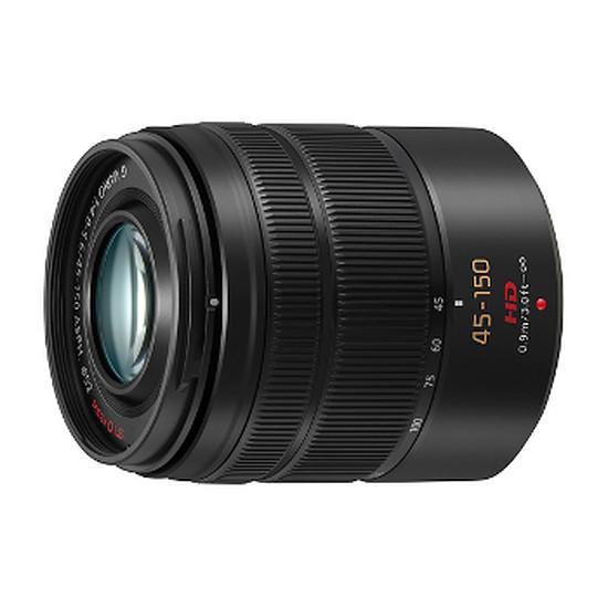 Objectif pour appareil photo Panasonic Lumix G 45-150mm f/4.0-5.6 Noir