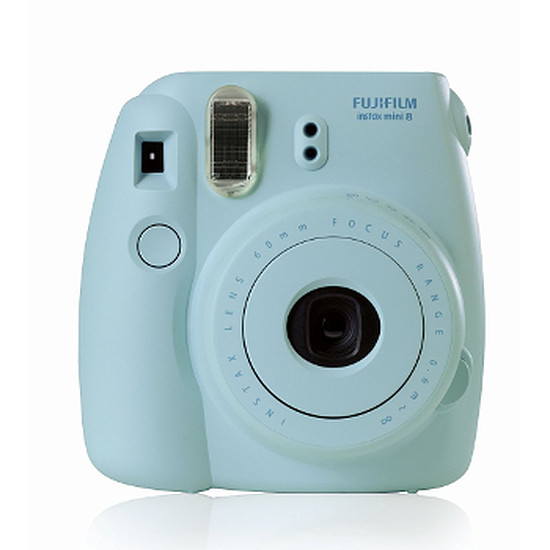 Appareil photo compact ou bridge Fujifilm Instax MINI 8 Bleu