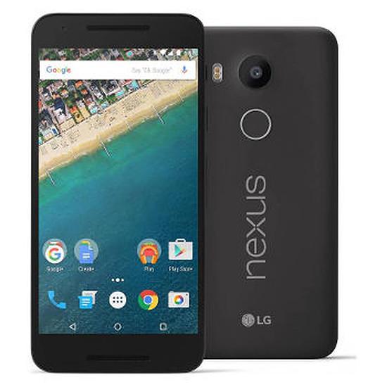 Smartphone et téléphone mobile LG Nexus 5X (noir) - 32 Go