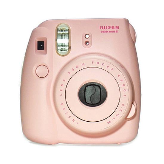 Appareil photo compact ou bridge Fujifilm Instax MINI 8 Rose