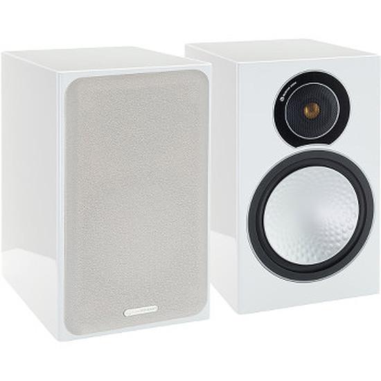 Enceintes HiFi / Home-Cinéma Monitor Audio SILVER 2 Blanche (la paire)