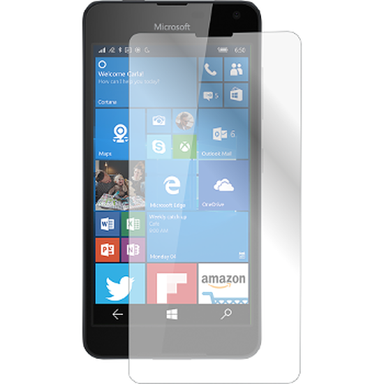 Protection d'écran BigBen Connected Film en verre trempé - Lumia 650