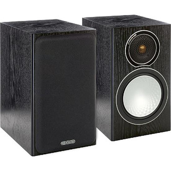 Enceintes HiFi / Home-Cinéma Monitor Audio SILVER 1 Noir (la paire)