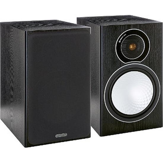 Enceintes HiFi / Home-Cinéma Monitor Audio SILVER 2 Noir (la paire)