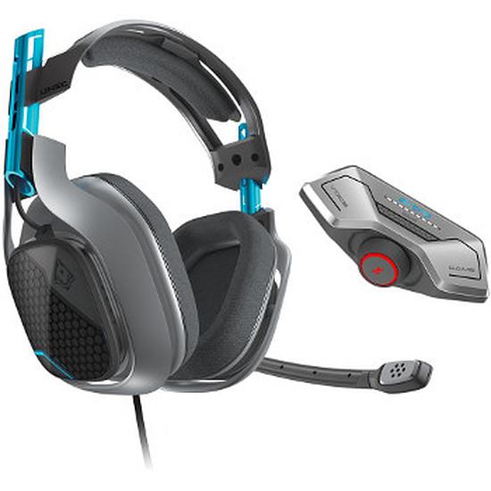 Casque micro Astro Gaming A40 + MixAmp M80 - Halo 5 Edition