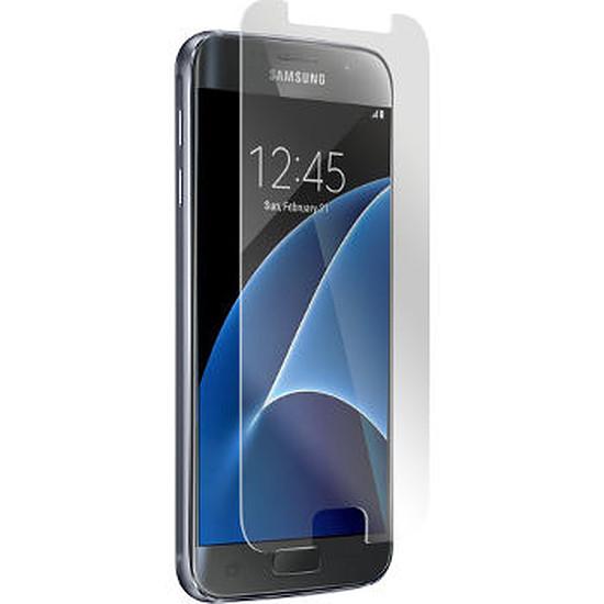 Protection d'écran BigBen Connected Film en verre trempé - Galaxy S7