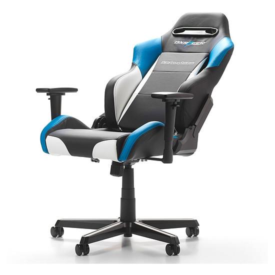 Fauteuil / Siège Gamer DXRacer Drifting D61 - Bleu - Autre vue