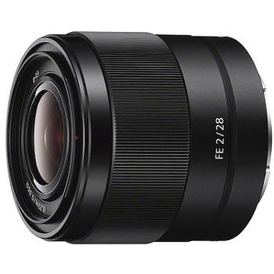 Objectif pour appareil photo Sony SEL 28 mm f/2.0