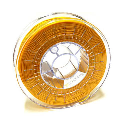 Filament 3D Dagoma Chromatik PLA - Jaune soleil 1,75mm