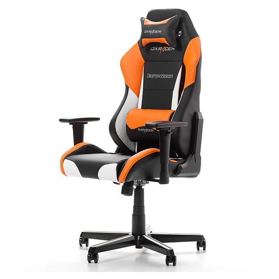 Fauteuil / Siège Gamer DXRacer Drifting D61 - Orange - Autre vue