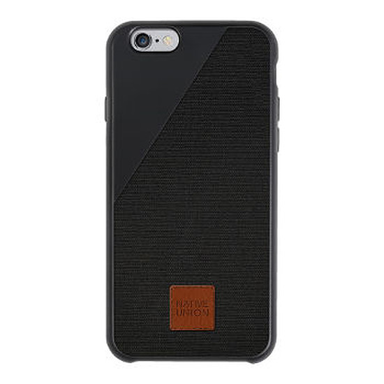Coque et housse Native Union Coque Clic 360 (noir) - iPhone 6s/6