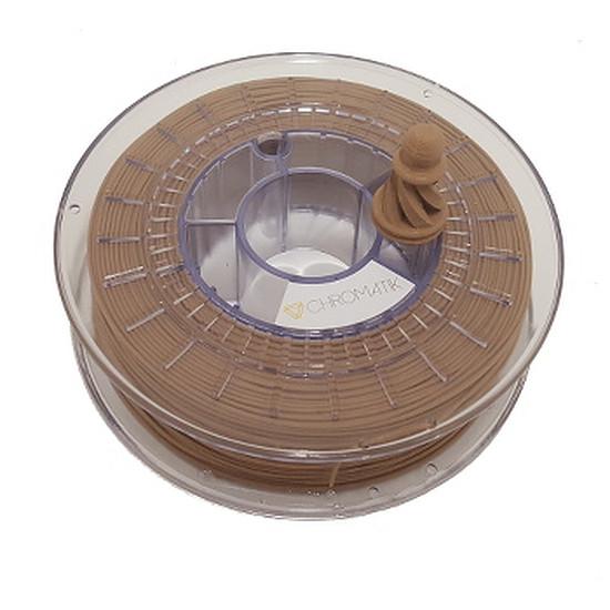 Filament 3D Dagoma Chromatik PLA - Chromawood (couleur bois) 1,75mm