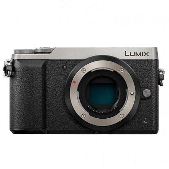 Appareil photo hybride Panasonic Lumix DMC-GX80 silver (boitier nu)