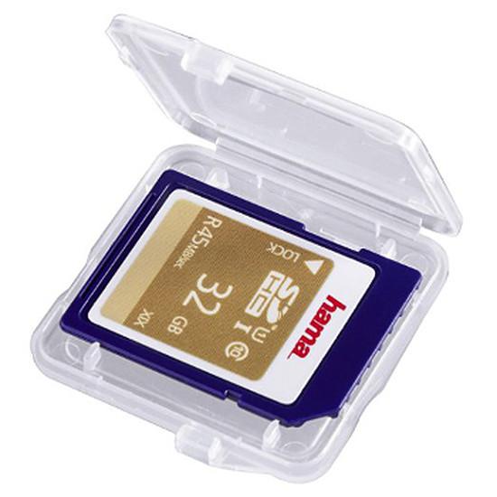 Accessoires Photo Hama Etui pour carte mémoire SD Slim Box